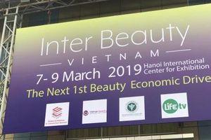 Ngày mai sẽ diễn ra triển lãm Inter Beauty Vietnam