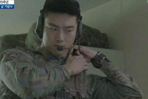 Từ hôm nay, hãy gọi Ok Taecyeon (2PM) là 'Captain Korea'!