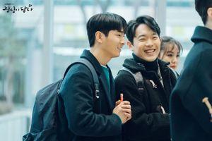 'Chạm vào tim em': Trước khi tập 9 lên sóng, nhìn lại loạt khoảnh khắc đẹp của Lee Dong Wook và Yoo In Na trong tập 7-8
