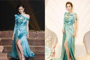 Tin bất ngờ: Chiếc váy gây tranh cãi của Nhật Hà hóa ra từng được Bảo Thy chưng diện