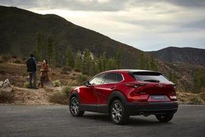 Mazda trình làng SUV cỡ nhỏ hoàn toàn mới CX-30