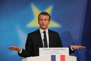 Quốc tế nổi bật: Emmanuel Macron: Châu Âu đang lâm nguy