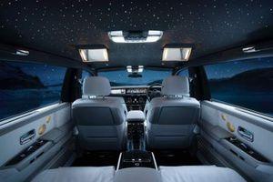 Rolls-Royce Phantom phiên bản thiên thạch Tranquility - Đỉnh cao của sự sang trọng