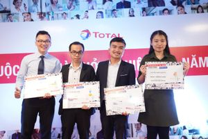 Kính hỗ trợ người khuyết tật sử dụng máy tính giành giải nhất cuộc thi Nhà Khởi nghiệp của năm