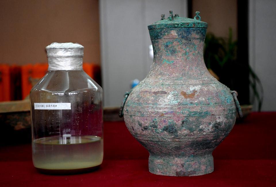 Bí ẩn loại thuốc 'bất tử' được ủ 2.000 năm trong ngôi mộ cổ ở Trung Quốc