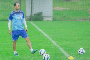 Giám đốc kỹ thuật của HAGL lên tuyển Việt Nam, làm trợ lý cho HLV Park Hang Seo