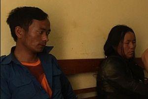 'Cặp đôi' vận chuyển 12.000 viên ma túy tổng hợp qua cửa khẩu Lóng Sập