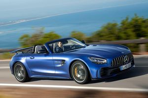 Mercedes-AMG GT R Roadster - mui trần 'hạng nặng' ra mắt