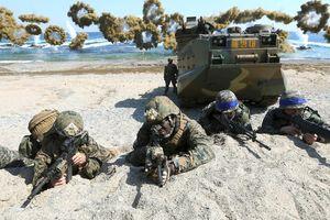 Triều Tiên nổi giận vì Mỹ - Hàn lại tập trận chung