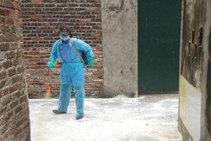 Hà Nội xuất hiện ổ dịch tả lợn châu Phi thứ 3 tại Hoàng Mai