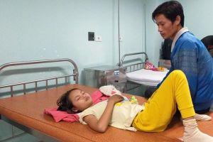 Bé gái 5 năm chống chọi với bệnh u cơ vân