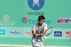 Lý Hoàng Nam sẽ chạm trán tay vợt Việt kiều hạng 521 ATP
