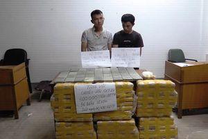 CLIP: Chặt đứt đường dây vận chuyển 600.000 viên ma túy và 36 bánh heroin từ Lào về Việt Nam