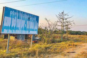 Lùm xùm dự án KDC Hòa Lân: Công ty Kim Oanh thỏa thuận một đằng làm một nẻo?
