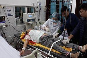 Vụ truy sát cả gia đình hàng xóm ở Nam Định: Thầy cúng đã tử vong