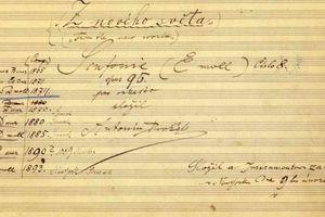 Trình diễn Bản giao hưởng nổi tiếng 'Thế giới mới'