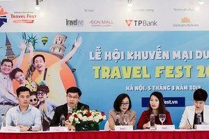 Travel Fest – Lễ hội khuyến mại du lịch đầu tiên tại Việt Nam