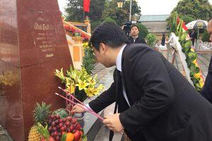 Tưởng niệm nhà báo Takano ISao nhân kỷ niệm 40 năm hi sinh