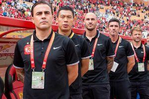 Trung Quốc bổ nhiệm Cannavaro, chuẩn bị đấu Thái Lan