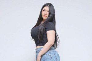 Mỹ nữ Hàn Quốc tạo cơn sốt trên mạng xã hội vì quá xinh đẹp bất chấp việc thừa cân