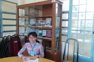Cô giáo tiểu học 27 năm 'gieo chữ' trên Lộ Vòng Cung