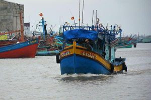 Cà Mau: Xác minh thông tin 6 ngư dân bị bắt tại Malaysia