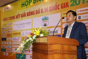 Nhà báo Nguyễn Công Khế: Tất cả vì sự phát triển của bóng đá trẻ