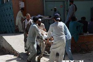 IS lên tiếng nhận trách nhiệm về vụ tấn công đẫm máu tại Afghanistan