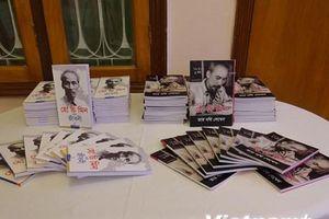 Lễ ra mắt cuốn sách 'Tiểu sử Hồ Chí Minh' bằng tiếng Bengal