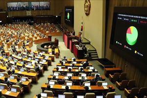 Quốc hội Hàn Quốc bắt đầu kỳ họp đặc biệt, xử lý các dự luật gây tranh cãi