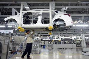 Hyundai dự định ngừng hoạt động một nhà máy tại Trung Quốc