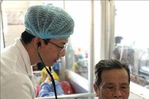 Cứu sống cụ ông 92 tuổi bị nhồi máu cơ tim cấp