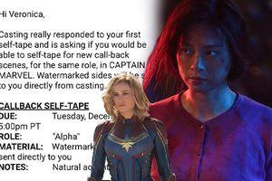 Ngô Thanh Vân từng có cơ hội casting phim 'Captain Marvel' cùng một loạt bom tấn DC và Marvel