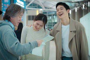 'Spring Night': Han Ji Min - Jung Hae In tức tốc đổi tạo để đóng cặp với nhau, tháng 5 phim lên sóng