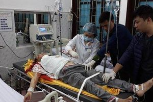 Nghi phạm truy sát cả gia đình hàng xóm ở Nam Định đã tử vong