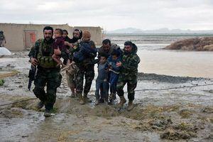 Lũ quét, tuyết và mưa làm ít nhất 59 người thiệt mạng ở Afghanistan