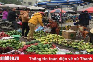 Nhập nhèm nguồn gốc nông sản tại các chợ dân sinh