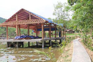 Gia hạn tháo dỡ khu nghỉ dưỡng 'chui' giữa rừng phòng hộ Quảng Nam