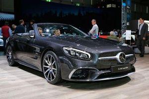 SL Grand Edition chính là dấu chấm hết cho dòng SL của Mercedes-Benz
