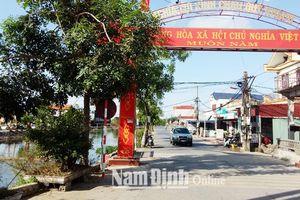 Nam Định: Dự án LRAMP góp phần hoàn thiện hạ tầng giao thông nông thôn