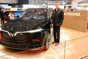 Thêm hình ảnh về VinFast Lux V8: 'Đẹp ngang ngửa với Audi, BMW hay Mercedes-benz'