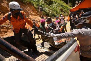 Indonesia: Đã có 27 người chết trong vụ sập mỏ vàng