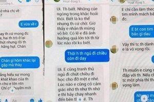 Vụ thầy giáo nhắn tin 'gạ tình' nữ sinh: Bất ngờ với đề xuất nhân văn của gia đình nạn nhân