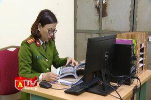 Chuyện về nữ chiến sỹ cảnh sát hình sự duy nhất của CAQ Hoàng Mai