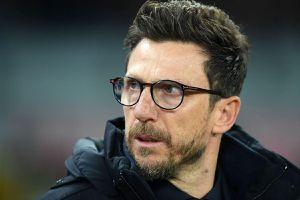 AS Roma sa thải HLV ngay sau khi bị loại khỏi Champions League