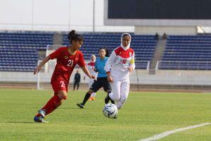 Tuyển nữ Việt Nam giành vé tham dự VCK giải U16 nữ châu Á 2019