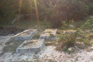 Mở rộng Cảng hàng không quốc tế Phú Bài (TT- Huế): Người dân ồ ạt dựng mộ giả để chờ đền bù