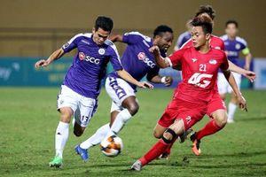 Bảng xếp hạng V.League 2019 vòng 3: Hà Nội FC hạng 2, HAGL tụt thảm