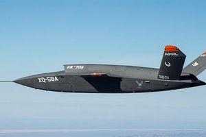 Mỹ thử thành công UCAV có tầm bay vượt chiến đấu cơ