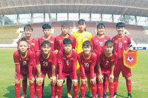 Bóng đá trẻ nữ Việt Nam làm nên lịch sử